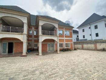 5 Bedrooms Semi Detached Duplex with 2 Rooms Bq Attached, Guzape District, Abuja, Semi-detached Duplex for Sale