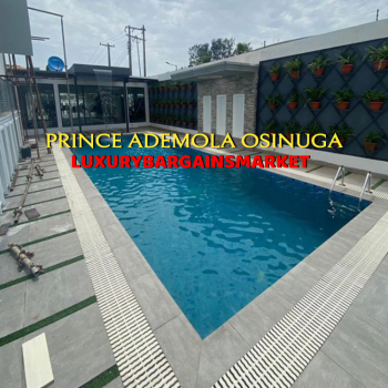 Direct Cash Ready Buyers - Newly Built 4 Bedroom Maisonette +bq+pool, Central, Old Ikoyi, Ikoyi, Lagos, Flat / Apartment for Sale