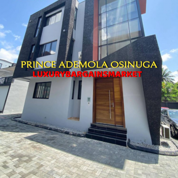 Serviced Newly Built Detached House, Central Ikoyi, Old Ikoyi, Ikoyi, Lagos, Detached Duplex for Rent