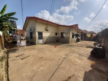 Well Located 3 Bedroom Detached Bungalow with Bq at Fha Lugbe, Abuja, Fha (f.h.a), Lugbe District, Abuja, Detached Bungalow for Sale
