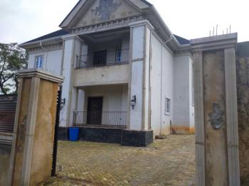 Partly Furnished 6 Bedrooms Fully Detached Duplex with Bq, Divine Hectares, Centenary City, Independence Layout, Enugu, Enugu, Detached Duplex for Sale