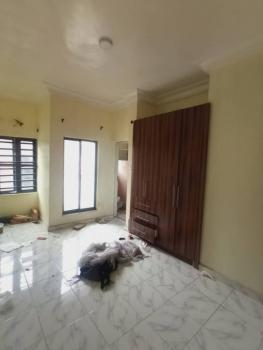 2 Bedrooms Serviced Appartment Upstairs with Inverter, Chevron, Lekki, Lagos, Flat / Apartment for Rent