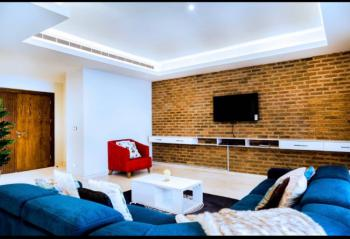 Beautifully Furnished 3 Bedroom with a Snooker Table and a Pool, Eko Atlantic City, Lagos, Flat / Apartment Short Let