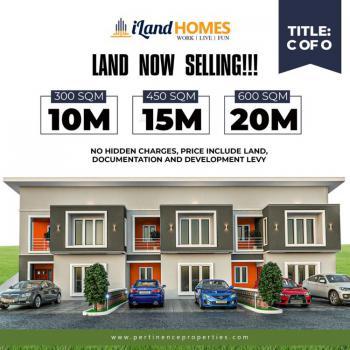 Land, Iland Homes,beachwood Estate, Shapati, Bogije, Ibeju Lekki, Lagos, Residential Land for Sale