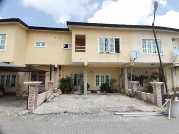 Flawlessly Finished 4 Bedrooms Terraced Duplex, Abraham Adesanya, Ajah, Lagos, Terraced Duplex for Rent
