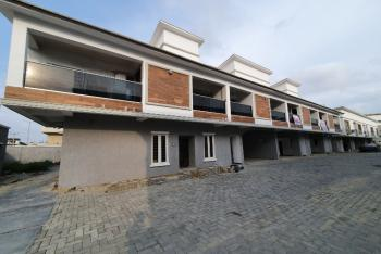 Brand New 4 Bedroom Terrace Duplex, Chevron Tollgate, Lekki, Lagos, Terraced Duplex for Rent