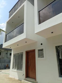 2 Bedroom Terraced Duplex, Sangotedo, Ajah, Lagos, House for Sale