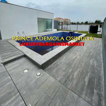 Ready Buyers Only - New Waterfront Detached House + 2bq + Jetty Etc, Ikoyi, Ikoyi, Lagos, Detached Duplex for Sale
