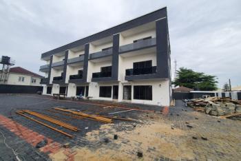 Luxury Brand New 4 Bedrooms Terraced Duplex with Roof Top Terrace, Lekki Phase 1, Lekki, Lagos, Terraced Duplex for Sale