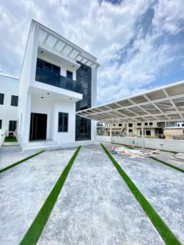 Luxury 5 Bedroom Semi Detached Duplex with a Pool, Ikota, Lekki, Lagos, Semi-detached Duplex for Sale