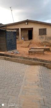 Bungalow on Almost a Plot of Land, Lawson Street, Okeira, Ogba, Ikeja, Lagos, Detached Bungalow for Sale