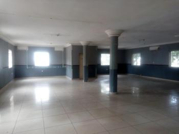 Serviced 135sqm Office Space/shop on First Floor with Generator., Aminu Kanu Crescent, Wuse 2, Abuja, Plaza / Complex / Mall for Rent
