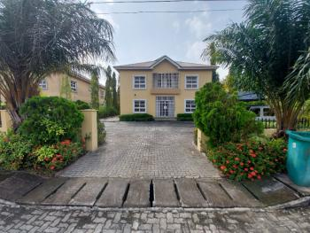 Magnificent 5 Bedroom Detached House with 2 Rooms Boys Quarters, Northern Foreshore Estate, Lekki, Lagos, Detached Duplex for Sale