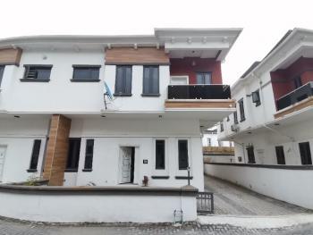 Neatly Finished 4 Bedroom Semi Detached Duplex with Bq, Chevron Toll Gate, Lekki, Lagos, Semi-detached Duplex for Rent