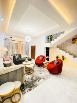 Luxury 3-bedroom Duplex, Bede Alugbue Street, Palmsprings Road, Lekki, Lagos, House Short Let