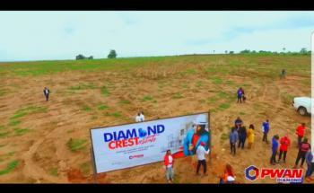 Diamond Crest Estate, Ibusa, Oshimili North, Delta, Residential Land for Sale