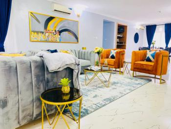 Grandeur 4 Bedroom Apartment, Ojulari Road, Lekki, Lagos, Flat / Apartment Short Let
