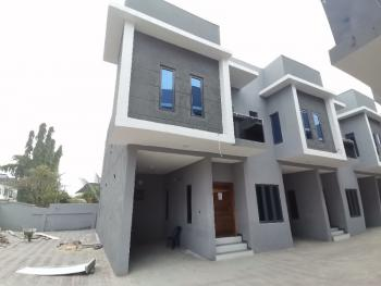 Flawlessly Finished 4 Bedroom Terraced Duplex with 24 Hours Light, Agungi, Lekki, Lagos, Terraced Duplex for Rent