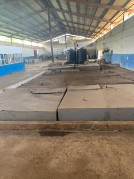 a Purpose Built Warehouse with Appurtenances in an Industrial Estate, Lagos Ibadan Expressway, Ode Lemo, Sagamu, Ogun, Warehouse for Sale