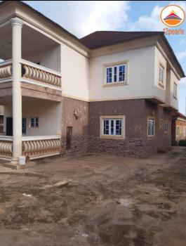 Large and Very Spacious 5 Bedroom Detached Mansion, Lokogoma District, Abuja, House for Sale