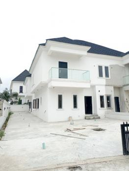 Beautifully Built and Well Finished 4 Bedroom Duplex with a Room Bq, Megamound Estate, Lekki County Homes, Ikota, Lekki, Lagos, Semi-detached Duplex for Sale
