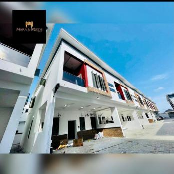 4 Bedrooms Terraced Duplex with Boys Quarter, Orchid Road, Lekki, Lagos, Terraced Duplex for Sale