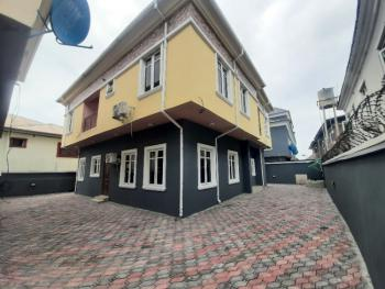 Massive 5 Bedroom Duplex with Large Parking Space for About 8 Cars, Idado Estate By 6th Traffic Light., Idado, Lekki, Lagos, Detached Duplex for Rent