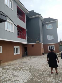 Newly Built 2 Bedroom Apartment, Off Pedro Road, Shomolu, Lagos, Flat / Apartment for Rent