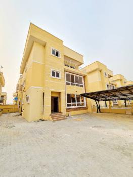 Massive 6 Bedroom Fully Detached Duplex with Bq, Western Foreshore Estate, Osapa, Lekki, Lagos, Detached Duplex for Rent