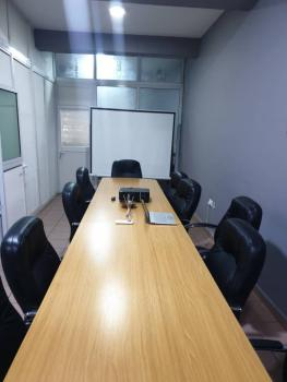 a Fully Furnished Conference Room, Hillside Plaza, Yakubu Gowon Crescent, Asokoro District, Abuja, Office Space Short Let