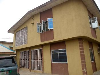 4 Nos of 3 Bedroom Flat with 3 Bedroom Bungalow, Yusuf Adetola Area, Ojokoro, Ifako-ijaiye, Lagos, Block of Flats for Sale