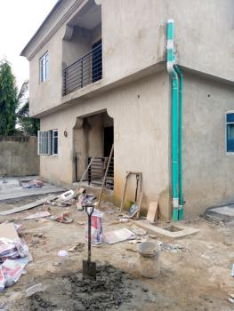 Brand New Block of Flats. 2 Nos 2 Bedroom Flats + 2 Nos 1 Bedroom Flats, Ikeja, Lagos, House for Rent