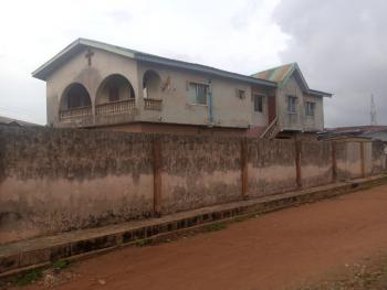 2 Nos. Storey Building with a Bungalow on One and Half Plot of Land, Close to Bay Start Hotel, By Baba Egbe Bus-stop, Meiran, Agege, Lagos, Block of Flats for Sale