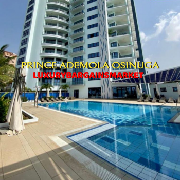 Unbelievable Offer! Best Waterfront Property in The Axis, Victoria Island (vi), Lagos, Flat / Apartment for Rent