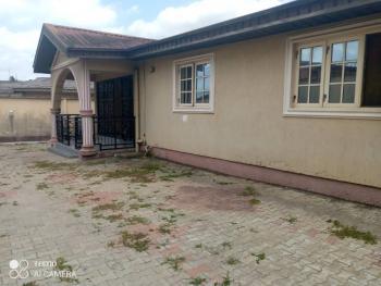 Unique Four Bedroom Bungalow, Gowon Estate, Egbeda, Alimosho, Lagos, Detached Bungalow for Sale