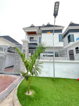 Newly Built & Luxury Furnished 5bedroom Duplex + Bq, Ologolo, Lekki, Lagos, Detached Duplex for Sale