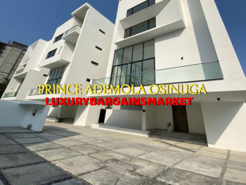 New Detached House+private Pool+elevator, Central Ikoyi, Old Ikoyi, Ikoyi, Lagos, Detached Duplex for Rent