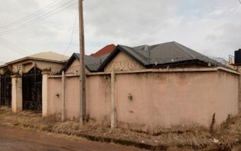 Very Neat 3 Bedroom Bungalow, Trans Ekulu, Enugu, Enugu, Detached Bungalow for Sale