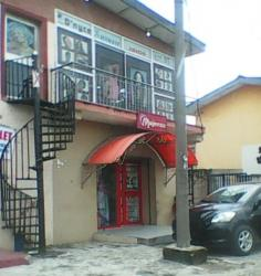 a Standard Shop on The Ground Floor, Bode Thomas, Surulere, Lagos, Shop for Rent