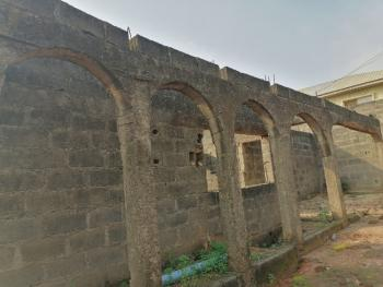 a Decent Plot of Land with Structure, Unity Estate, Landmark,, Agric, Ikorodu, Lagos, Detached Bungalow for Sale