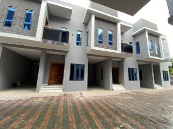 Luxury 4 Bedroom Terrace Duplex, Agungi, Lekki, Lagos, Terraced Duplex for Sale