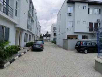 4 Bedrooms Terraced Duplex with a Bq, Ikeja Gra, Ikeja, Lagos, Terraced Duplex for Sale