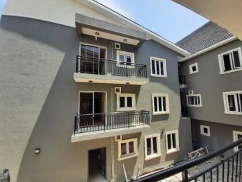 Lovely 1 Bedroom Apartments Serviced with Electricity, Osapa, Lekki, Lagos, Block of Flats for Sale
