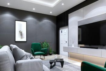 1 Bedroom Luxury Apartment Ideal for Investors, Monastery Road, Sangotedo, Lekki Expressway, Lekki, Lagos, Flat / Apartment for Sale