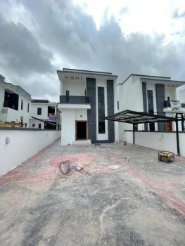 Decently Spaced Luxury 4 Bedroom Fully Detached Duplex, Ajah, Lagos, Detached Duplex for Sale