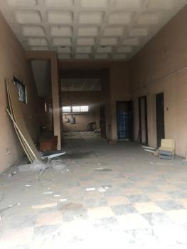Large L-shaped Warehouse for Office/commercial Use Along a Major Road, Along Herbert Macaulay Way., Yaba, Lagos, Warehouse for Rent