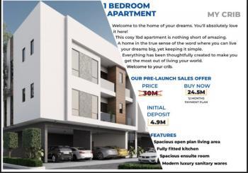 One Bedroom Apartment, Lbs, By Reddington School, Lekki Expressway, Lekki, Lagos, Block of Flats for Sale