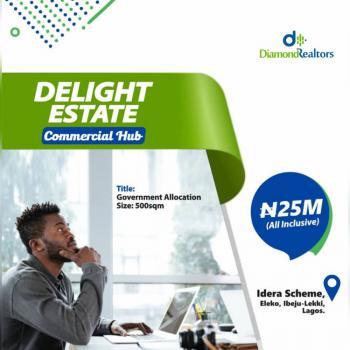 Good Titled Land, Eleko, Ikate, Lekki, Lagos, Mixed-use Land for Sale