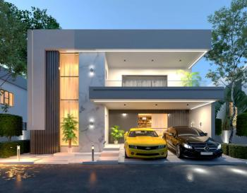 Stylish 4 Bedroom Luxury Detached Duplex, Eagles Court, The Prestige Villas, Off Airport Road, Off Jedo Road., Lugbe District, Abuja, Detached Duplex for Sale