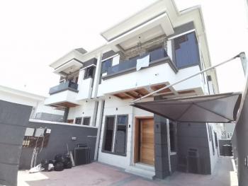 Stunning Built 4 Bedroom Semi Detached Duplex with Bq, Ikate Elegushi, Lekki, Lagos, Semi-detached Duplex for Rent